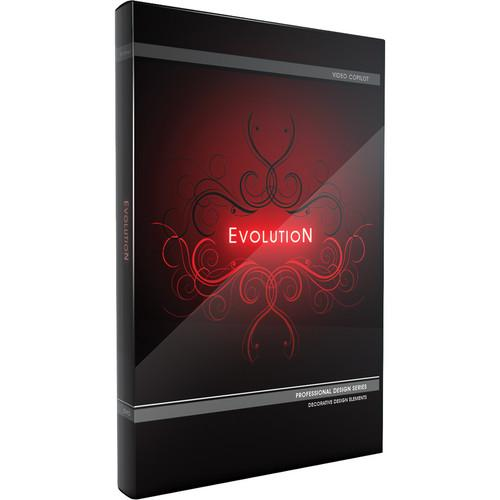 Video Copilot Evolution Decorative Design Elements 30064