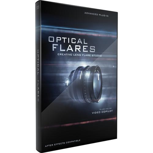 Video Copilot Optical Flares Plug-In (Download) OF