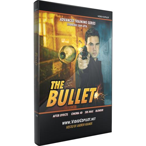 Video Copilot The Bullet Advanced AE & 3D Training 30063