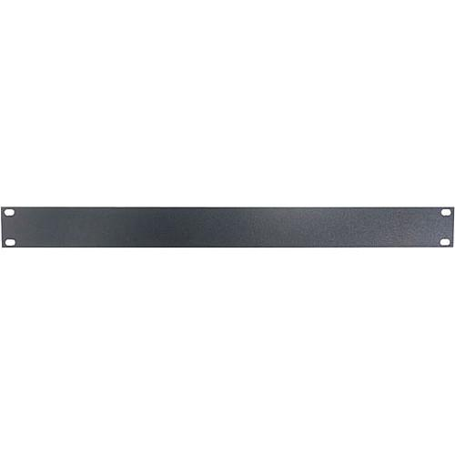 Video Mount Products ER-1B Single Space Blank Panel ER-1B