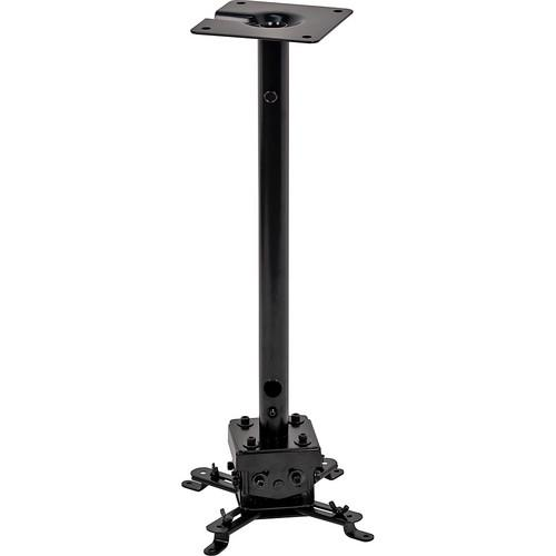 Video Mount Products PM-3B Yokeless Projector Mount (Black)