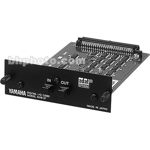 Yamaha  MY8AT 8 Channel ADAT Interface card MY8AT