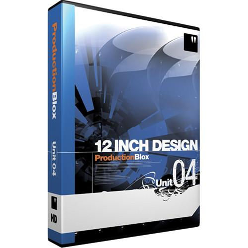 12 Inch Design ProductionBlox HD Unit 04 - DVD 04PRO-HD