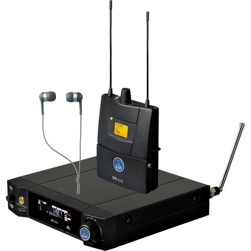 AKG IVM4500 In Ear Monitoring System BD7-100mW 3097H00290