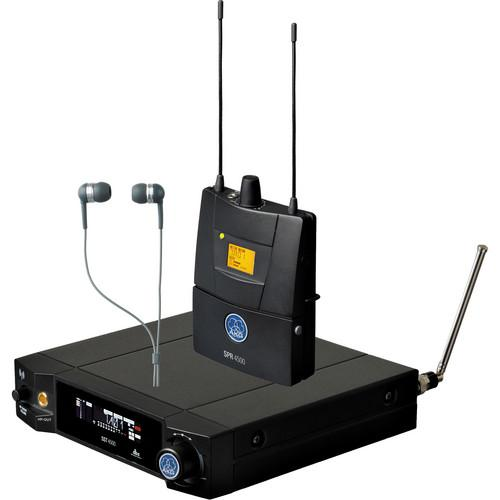 AKG IVM4500 In Ear Monitoring System BD9-50mW 3097H00320