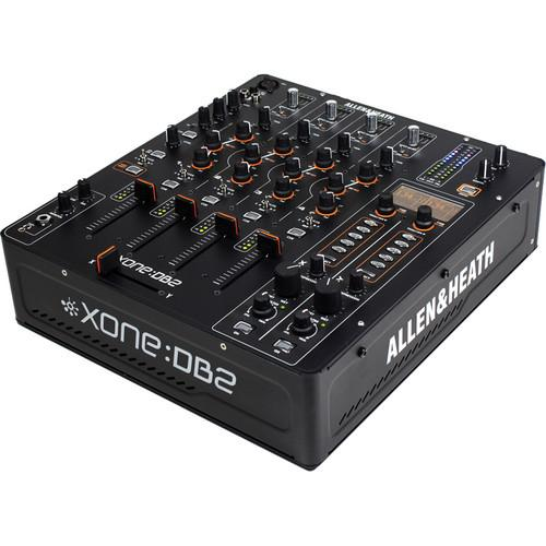 Allen & Heath Xone:DB2 Professional DJ FX Mixer XONE:DB2