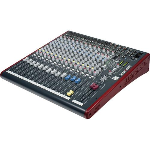 Allen & Heath ZED-16FX 16-Channel Recording and Live AH-ZED-16FX