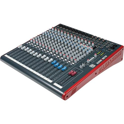 Allen & Heath ZED-18 - 18-Channel Recording and Live AH-ZED-18