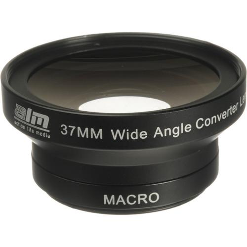 ALM  37mm Wide Angle/Macro Combo Lens 501002