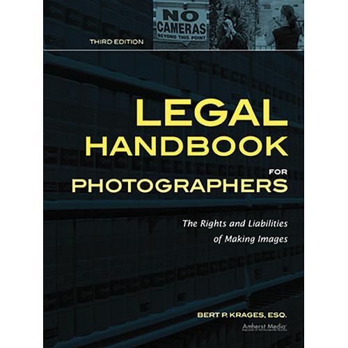 Amherst Media Book: Legal Handbook for Photographers; 1965