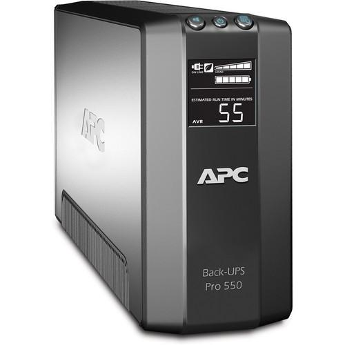 APC Pro 550 Power-Saving Back-UPS (230 V) BR550GI