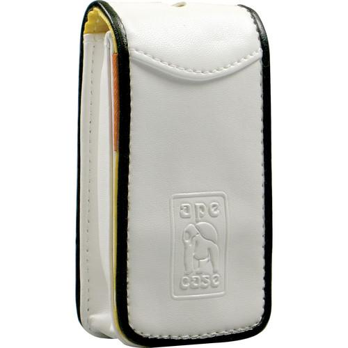 Ape Case AC00587 Clip-On Mini Video Camera Case (White) AC00587