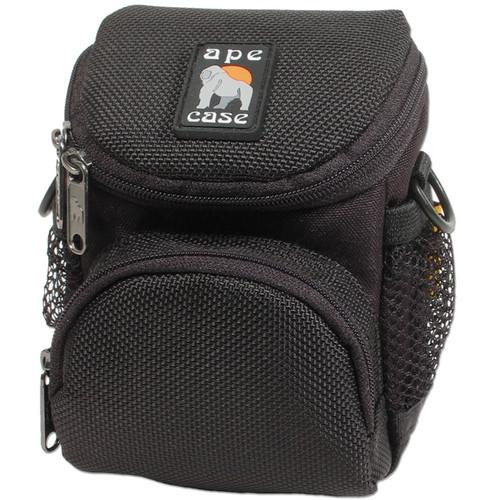 Ape Case AC165 Compact Digital Camera Case (Black) AC165