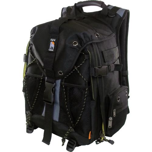 Ape Case ACPRO1900 Digital SLR and Laptop Backpack ACPRO1900
