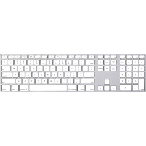 Apple Keyboard With Numeric Keypad - English (USA) MB110LL/B
