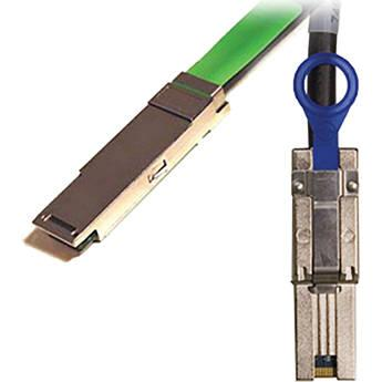ATTO Technology External SAS SFF-8436 to 8088 Cable CBL-QSFP-EP3