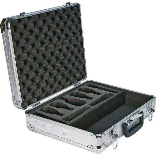 Audix CASEDPA Heavy-Duty Aluminum Case for 9 Microphones CASEDPA