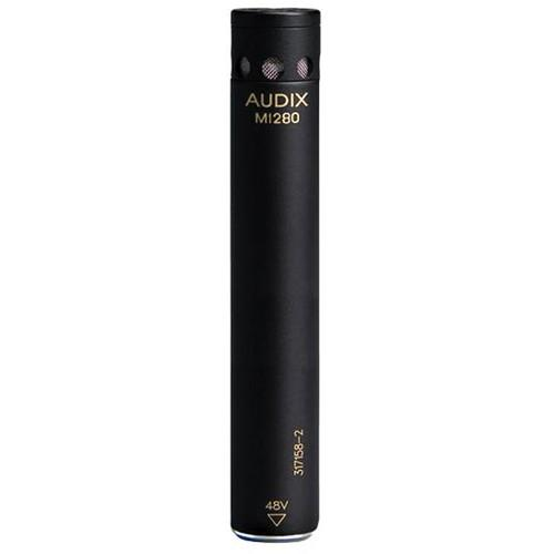 Audix M1280BO Miniature Condenser Microphone with 25' M1280BO