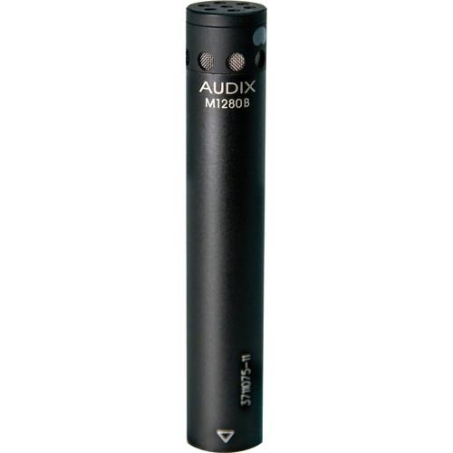 Audix M1280BS Miniature Condenser Microphone with 25' M1280BS