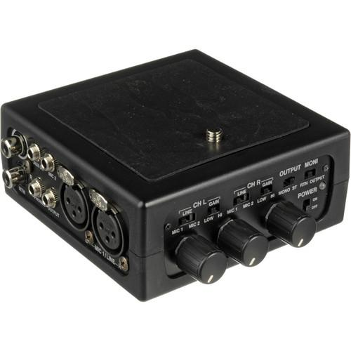 Azden FMX-DSLR Portable Audio Mixer for Digital SLR FMX-DSLR