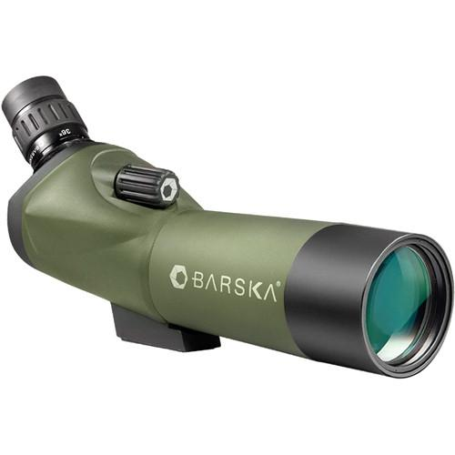 Barska 18-36x50 WP Blackhawk Spotting Scope (Angled) AD10348