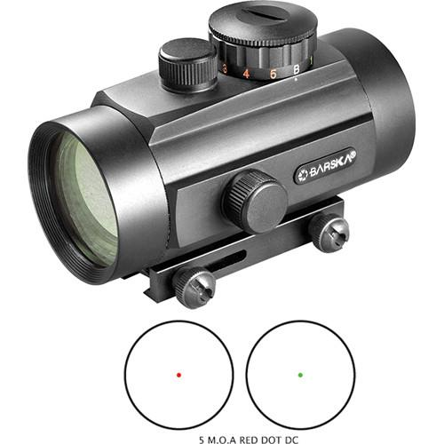 Barska  1x40 Red / Green Dot Sight AC10650