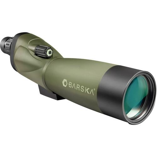Barska 20-60x60 WP Blackhawk Spotting Scope (Straight) AD10350