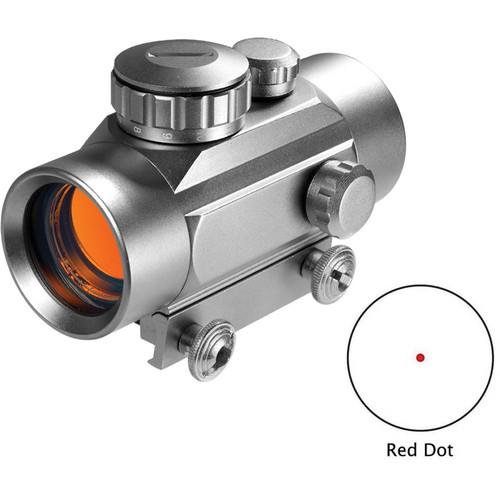 Barska  30mm Red Dot Sight (Silver) AC11086