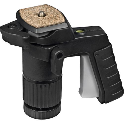Barska Pistol Grip Tripod Head with QR Plate AF11604