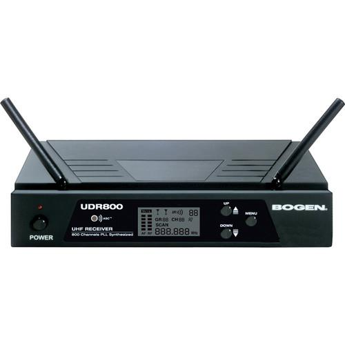 Bogen Communications UDR800 UHF Wireless Microphone UDR800