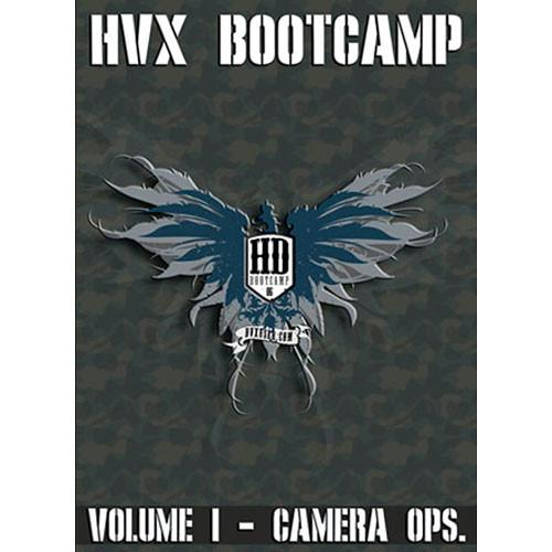 Books DVD: HVX Boot Camp: Volume I - Camera Ops HVXDVD