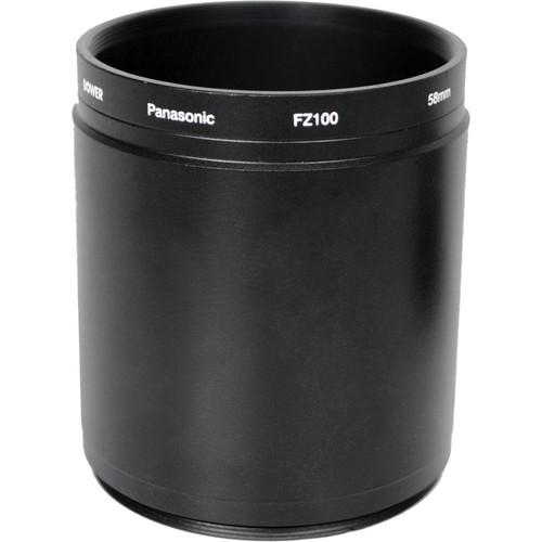 Bower 58mm Adapter Tube for Panasonic FZ100 Digital AFZP100