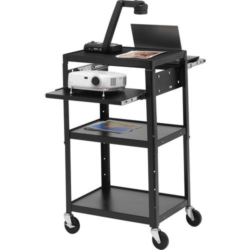 Bretford A2642DNS-P5 Adjustable Multimedia Cart A2642DNS-P5