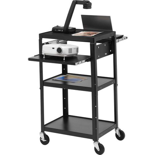Bretford A2642DNSE Adjustable Multimedia Cart A2642DNSE