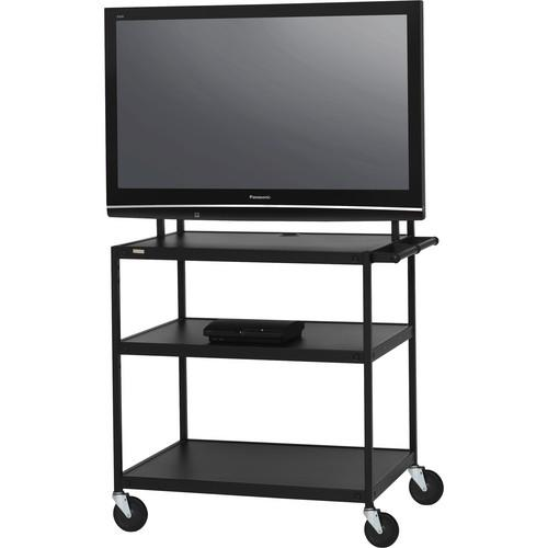 Bretford FP60UL-P5BK Multimedia Cart for 37 to FP60UL-P5BK