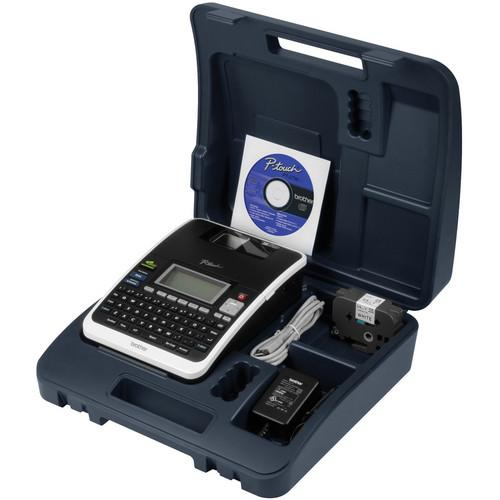 Brother CC8500 P-Touch Protective Carrying Case CC8500