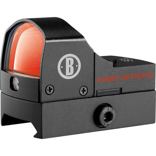 Bushnell First Strike Trophy Red Dot Sight (Matte Black) 730005