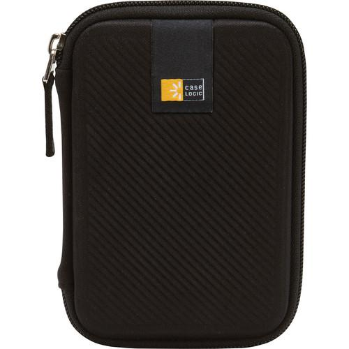 Case Logic EHDC-101 Portable Hard Drive Case (Black) EHDC-101-B