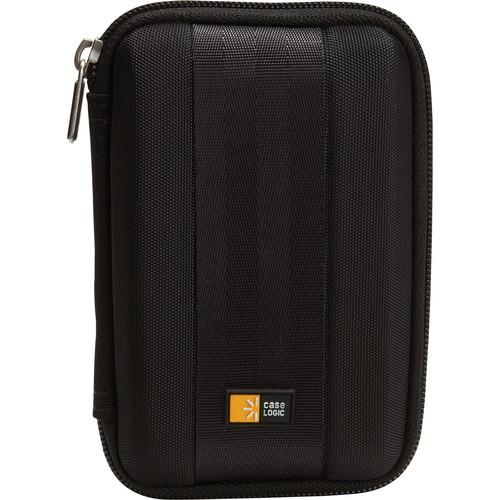 Case Logic QHDC-101 Portable Hard Drive Case (Black) QHDC-101-B