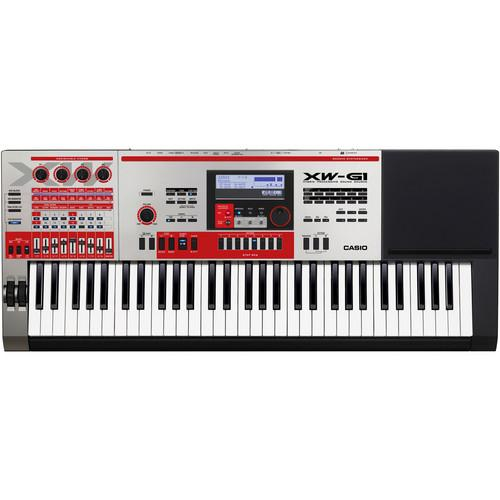 Casio  XW-G1 Groove Synthesizer XW-G1