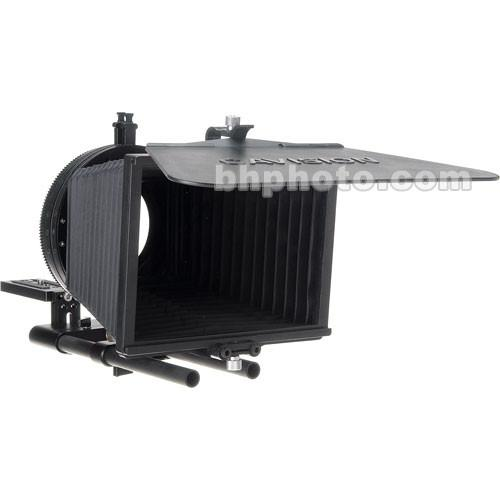 Cavision 4x4 Bellows Matte Box Kit - for DVX-100 and MB413B2-DVX