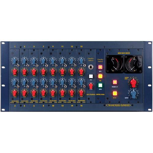 Chandler 16-Channel Expander Bucket MINI RACK MIXER 16-CH EXP