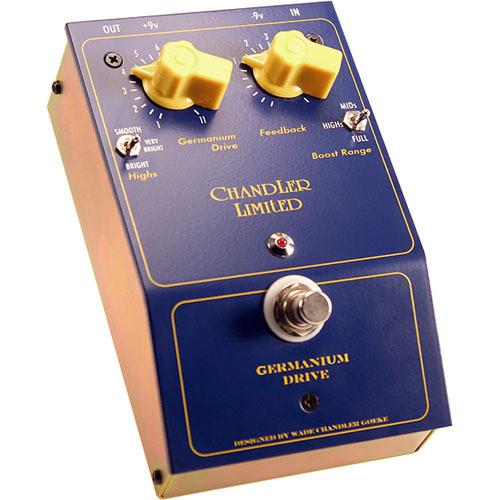 Chandler  Germanuim Drive Pedal GERMANIUM DRIVE