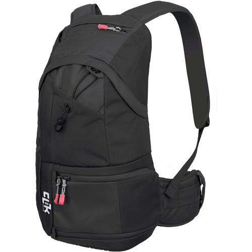 Clik Elite Compact Sport Backpack (Black) CE706BK