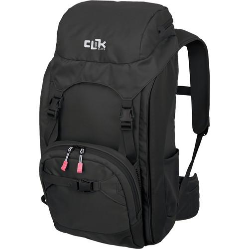 Clik Elite  Escape Backpack (Black) CE705BK