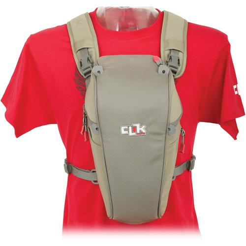Clik Elite  Telephoto SLR Chest Carrier CE704GR