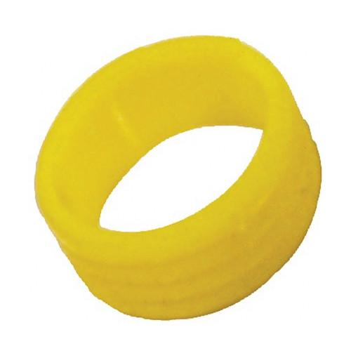 Comprehensive EZ Series 100 Color Rings - Yellow FSCR-Y/100