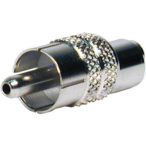 Comprehensive  RCA Crimp Plug Connector RCA-2