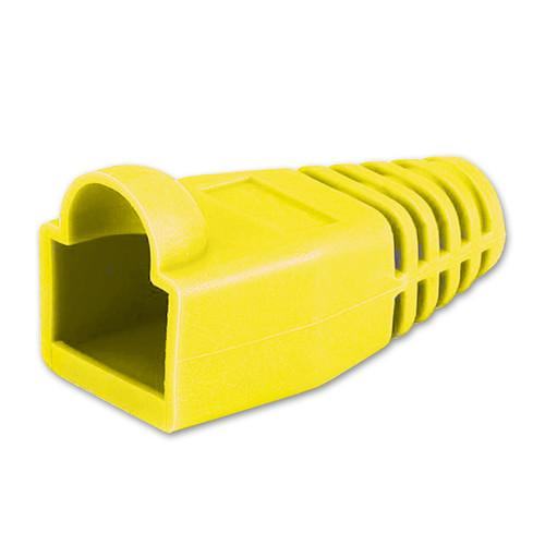 Comprehensive RJ45 Colored Boot (Yellow) RJ45B-YLW