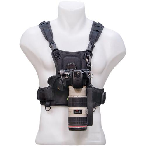 Cotton Carrier  Camera Vest ONLY (Black) 635RTL-S